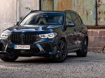 BMW X5 M Competition (2021)