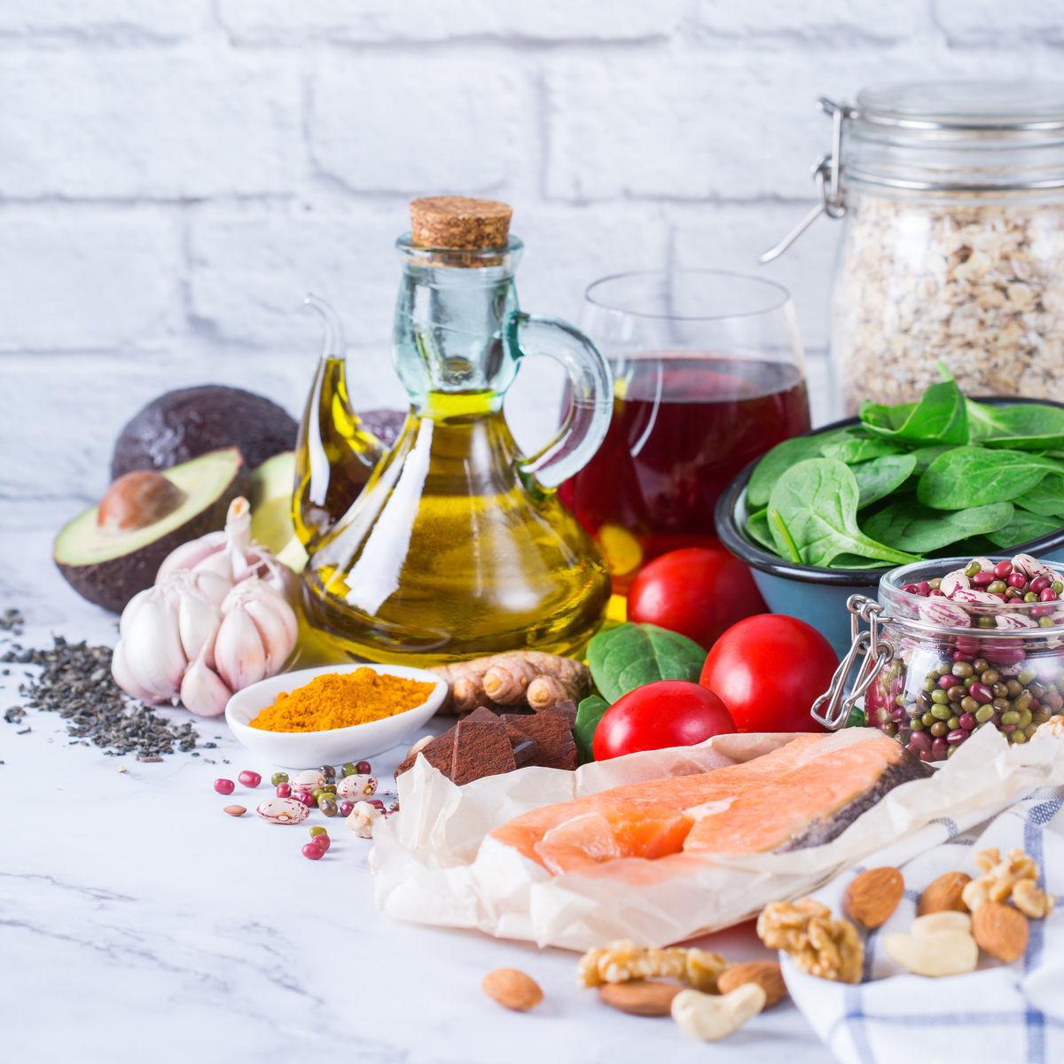 cholesterol, zdravá strava