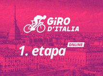 Giro 1. etapa
