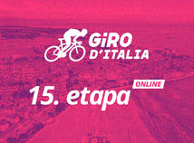 Giro 15. etapa