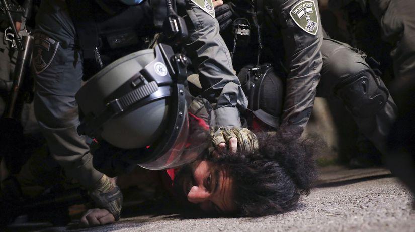 Izrael / Palestínčania /