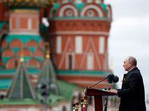 Vojenská Prehliadka / 2. Svetová Vojna / Vladimir Putin /