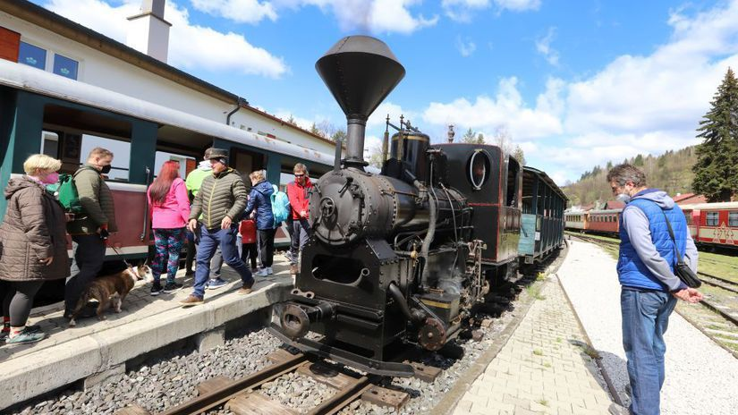 Čierny Balog vlak