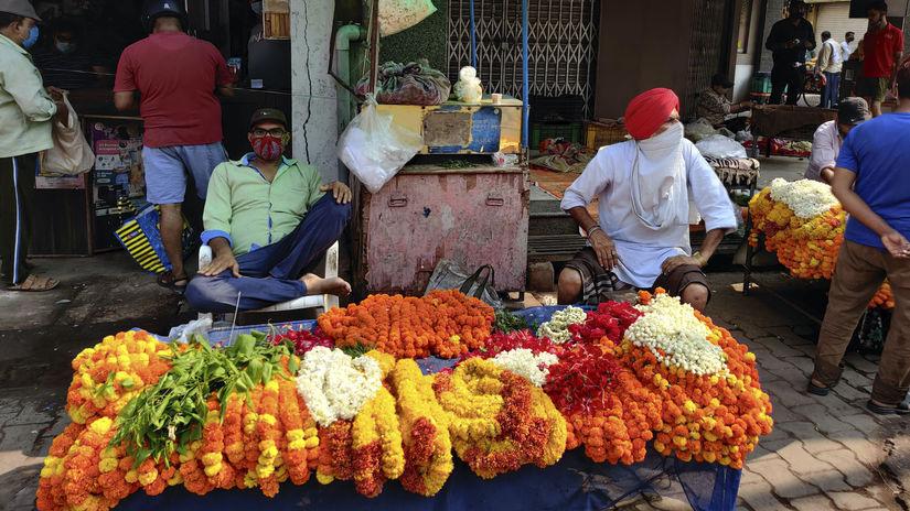 koronavírus, India