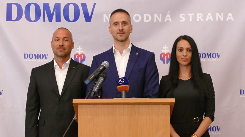 Pavol Slota / Ján Havránek / Jana Jányová /
