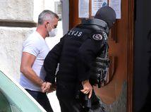 Bývalí vysokí policajní funkcionári vrátane Gašpara z akcie Očistec zostávajú vo väzbe