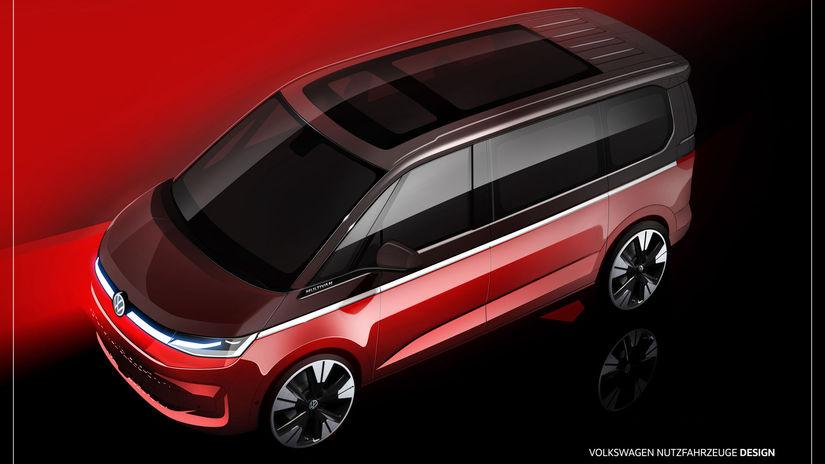 VW Multivan (2021)