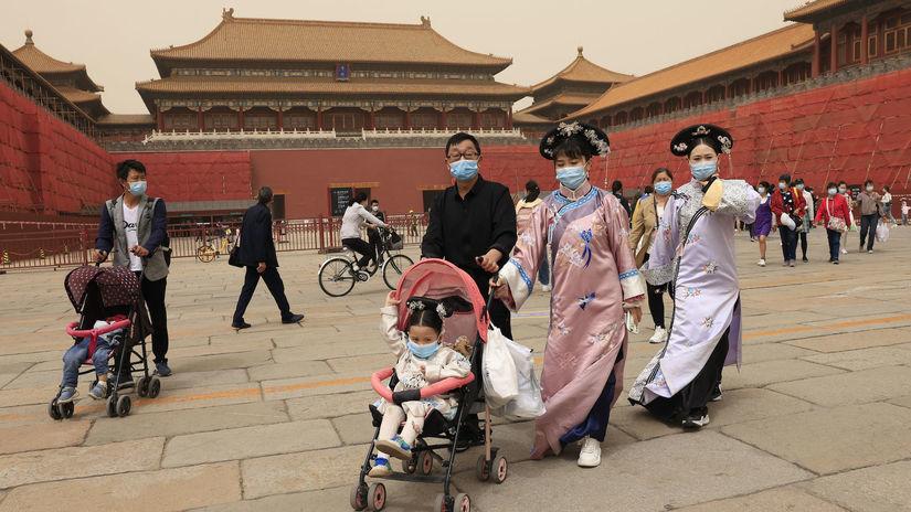 Čína, populácia, demografia, Peking, Zakázané...