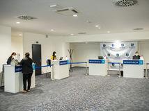 SR Bratislava Očkovanie NFŠ Centrum Koronavírus BAX