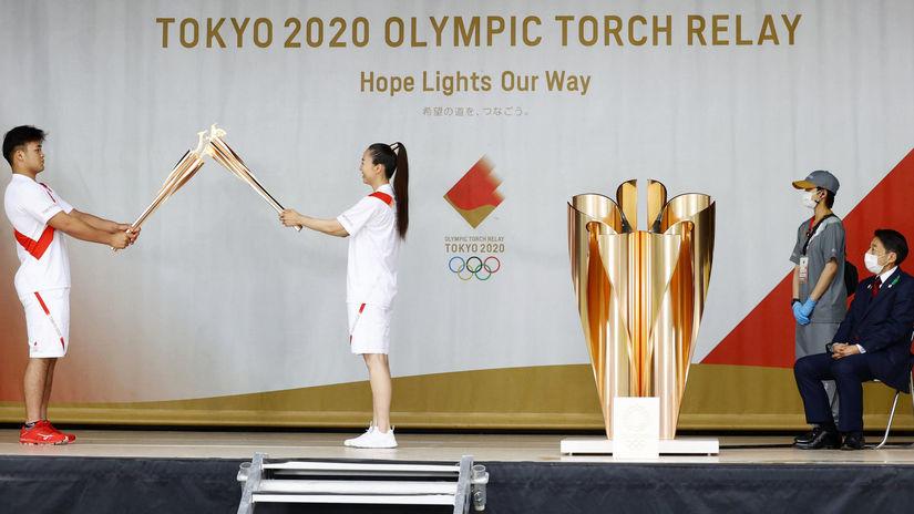 Tokio olympiáda
