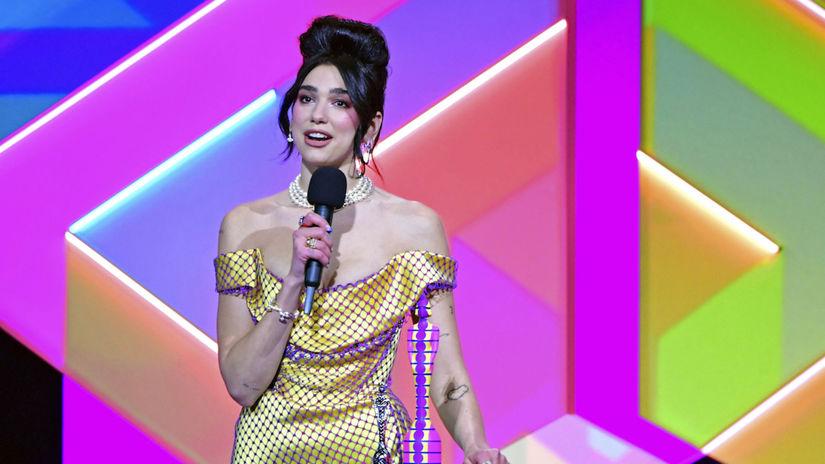 Británia Hudba Ceny Brit Awards Odovzdávanie