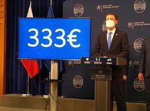 Rodiny v hmotnej núdzi dostanú na dieťa 333 eur, Hlas hovorí o výsmechu