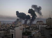 izrael palestína gaza útok