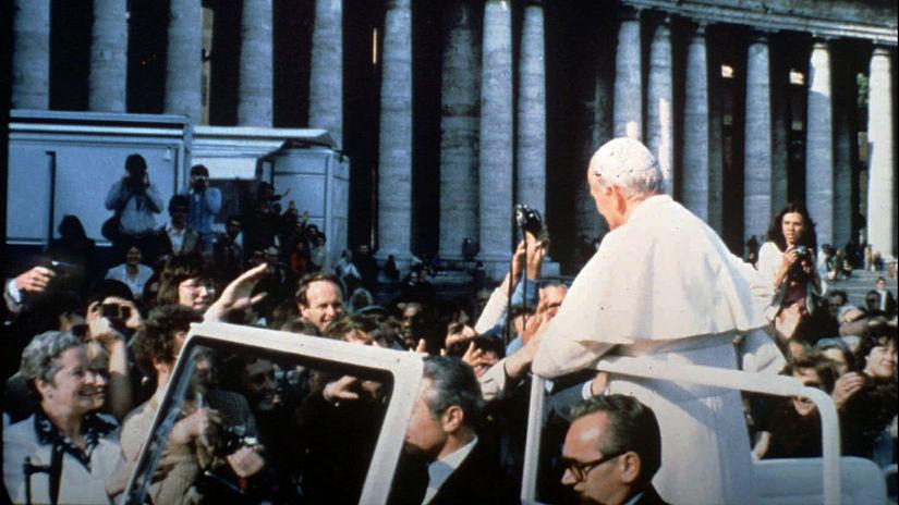 Vatikán Poľsko pápež múzeum zbraň atentát