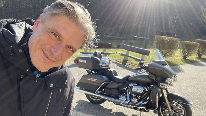 Brano Jobus motorka