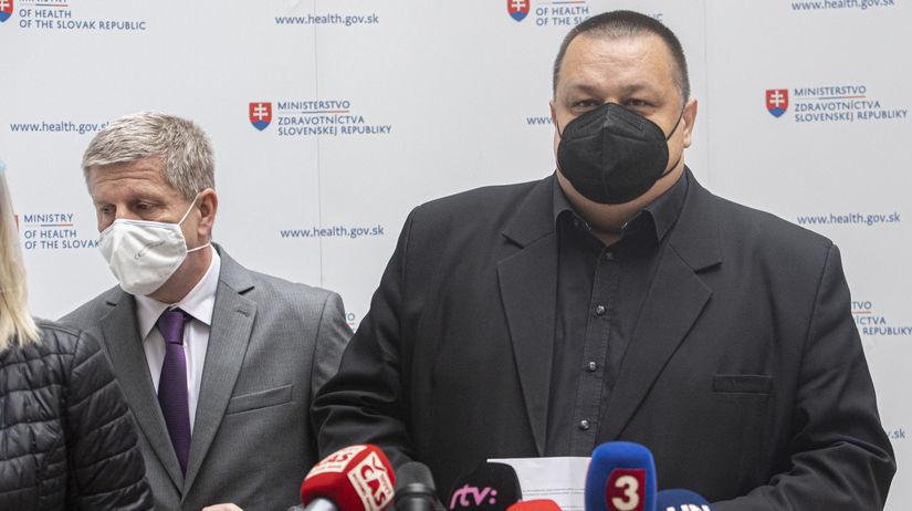 SR MZ TK Lengvarský Mikas koronavírus opatrenia...