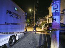 streľba Rhode Island Providence