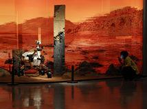 China, Marte, rover