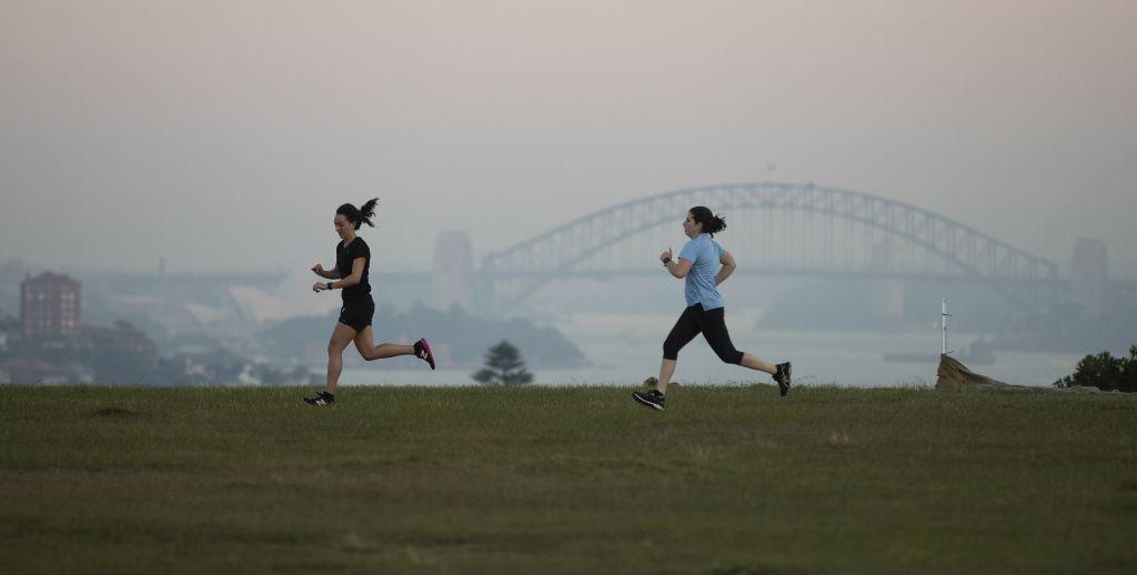 Austrália, beh, športovanie, Sydney