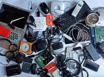 elektro, odpad, spotrebiče, triedenie