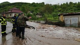 Rudno nad Hronom / Povodeň / Potopa /
