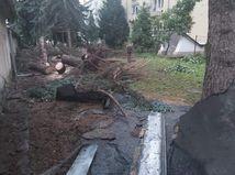 počasie tornádo maďarsko vietor