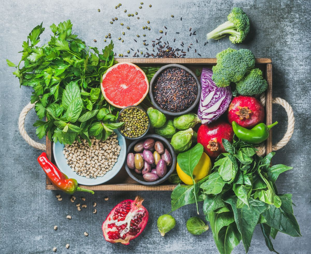 zelenina, celiakia, bezlepková diéta, zdravá...
