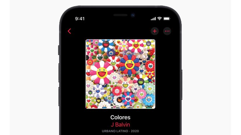 Apple Music, Apple