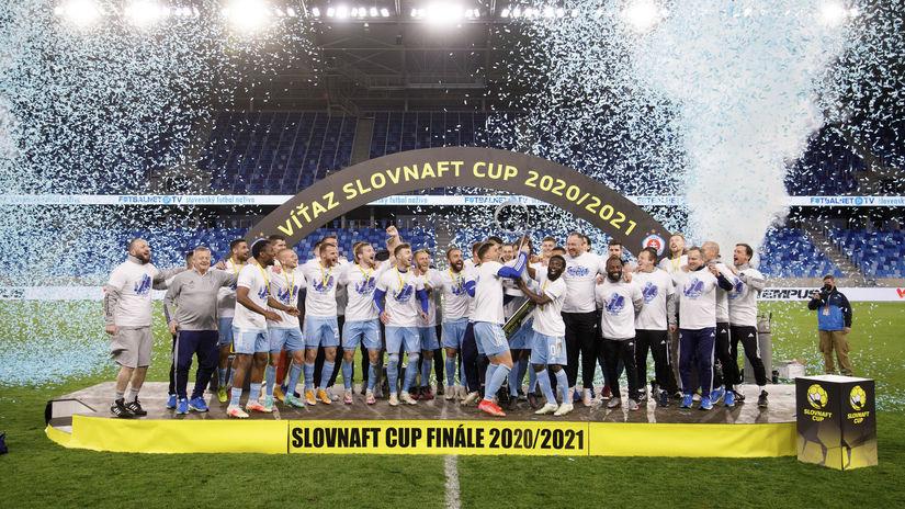 Slovan, pohár