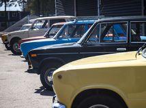 Fínska autopožičovňa starých Lád