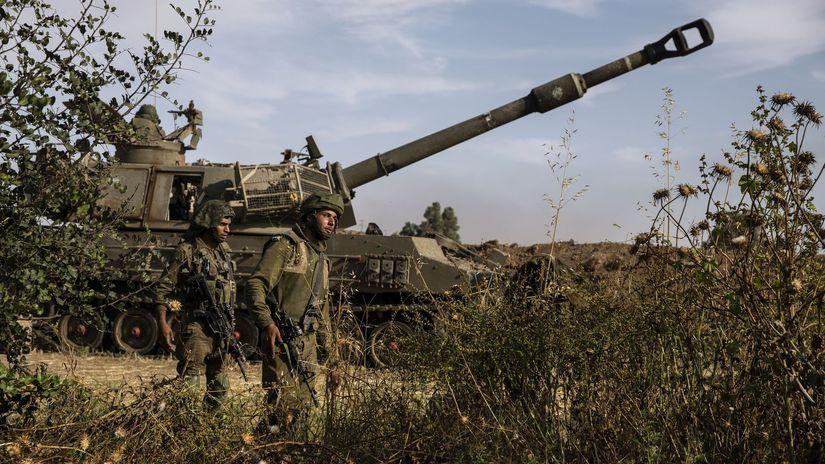 Izrael Palestínčania Gaza útoky letecké
