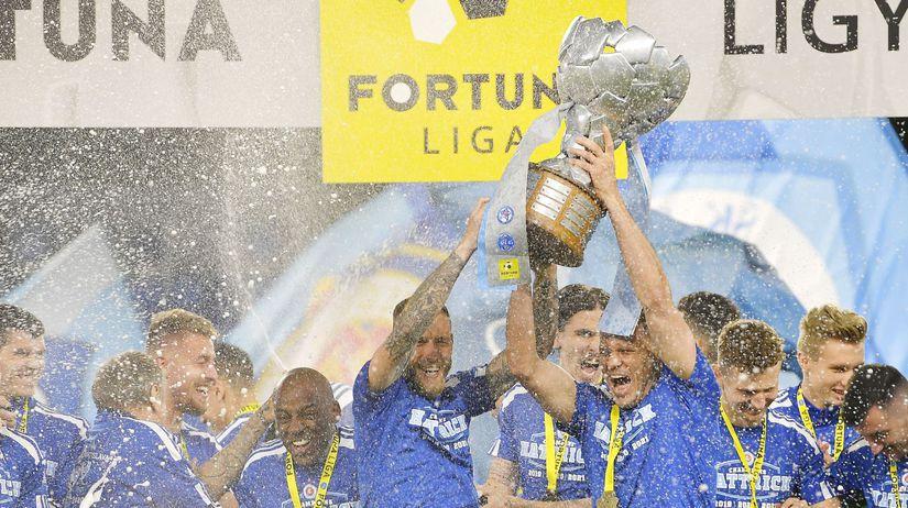 SR Bratislava šport Futbal FL 10. kolo titul...