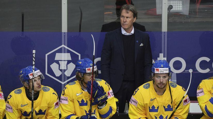 Lotyšsko Riga šport hokej MS2021 A-skupina...