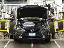 Lexus - výroba Kentucky
