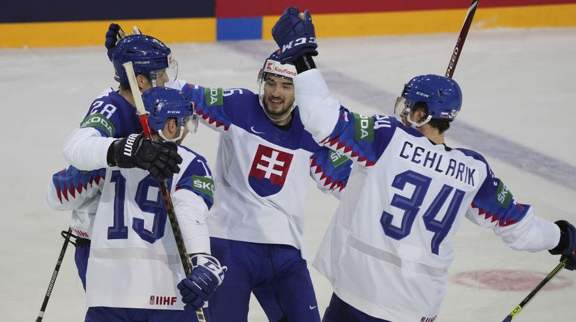 MS Slovensko hokej