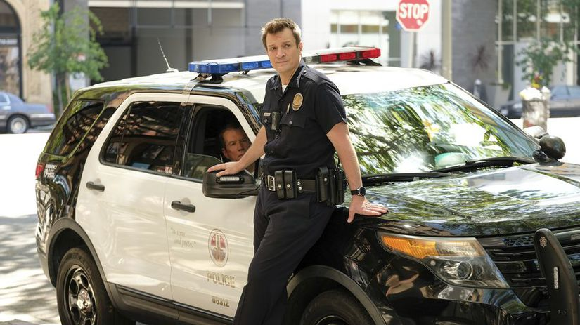 the rookie, nathan fillion,
