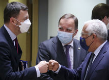 Belgicko EÚ Summit Mimoriadny