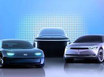 Hyundai - nové elektromobily