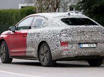 Škoda Enyaq iV Coupé - prototypy 2021