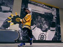 USA Hokej NHL Play Off 1. kolo Capitals Bruins