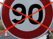 Limit 90 km/h