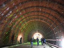 R4, tunel Bikoš, prerazenie