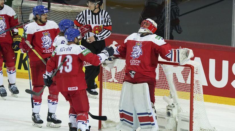Lotyšsko Hokej MS2021 A Švédsko Česko
