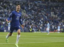 Portugalsko Futbal finále LM Manchester City Chelsea