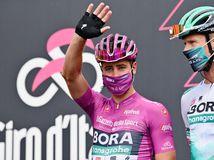 Taliansko SR cyklistika cesta Giro 19. etapa sagan
