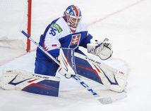 húska MS2021 Hokej A SR Švédsko Slovensko