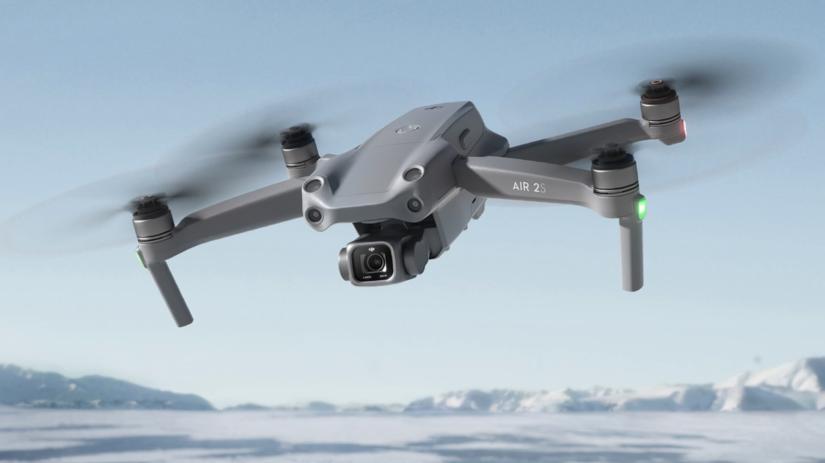 DJI, Air 2S, dron