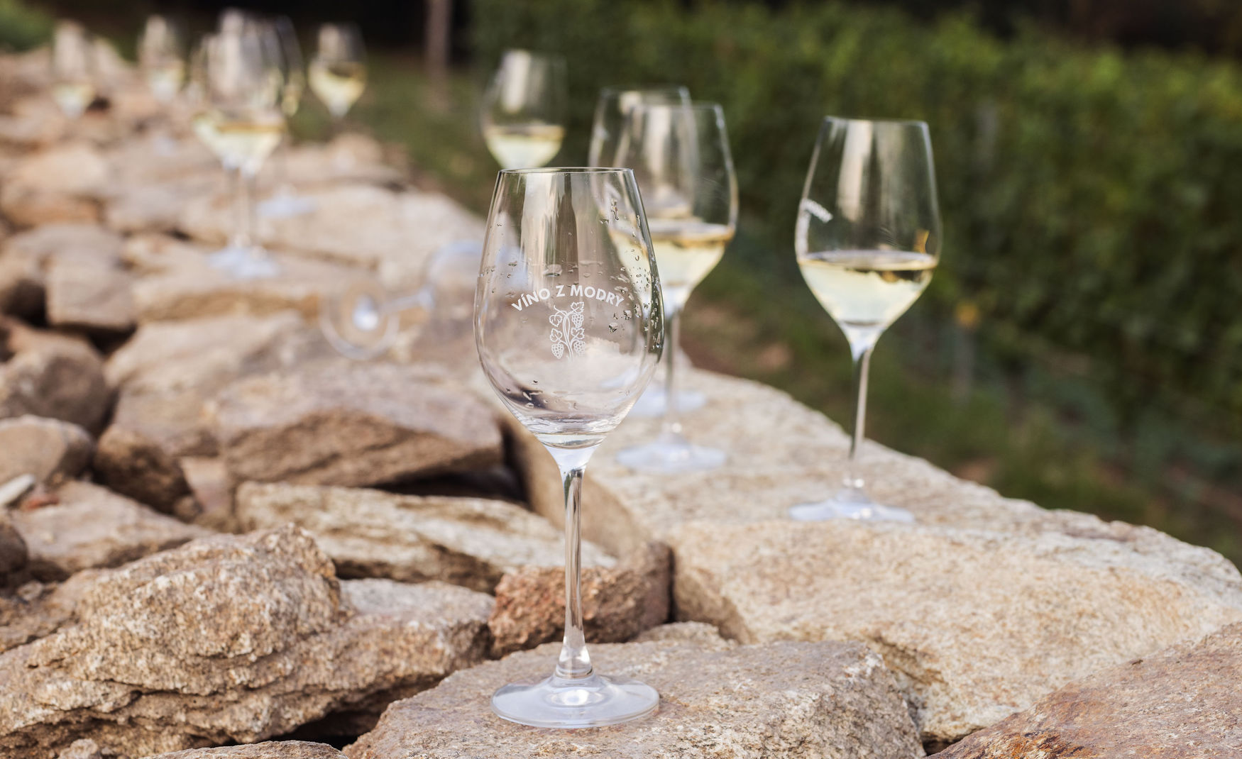 Kameň a víno sú sošné, len chcú zručného človeka.