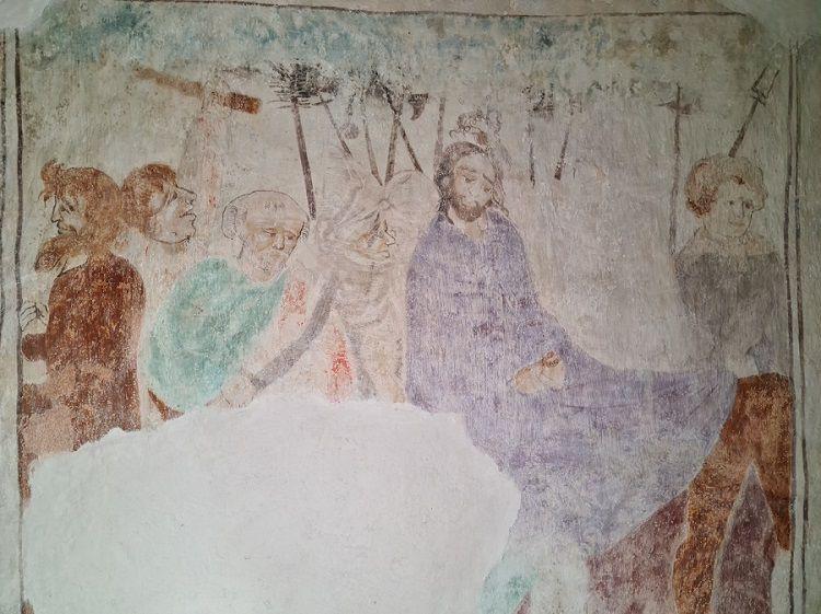 fresky Dubravica PO 1