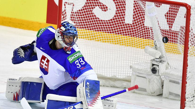 Lotyšsko MS2021 Hokej A Slovensko Česko Hudáček